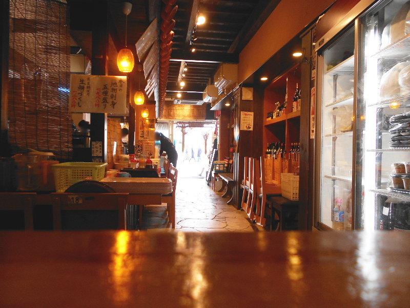沖縄・那覇で年越し2018その8・国際通りの居酒屋「ちぬまん」-1804