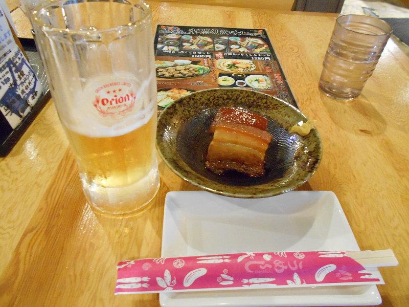 沖縄・那覇で年越し2018その8・国際通りの居酒屋「ちぬまん」-1810