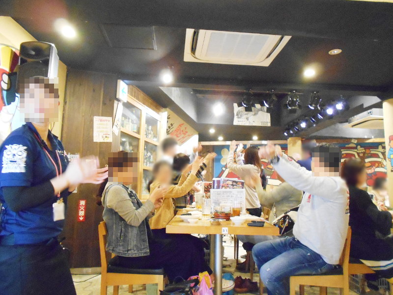 沖縄・那覇で年越し2018その8・国際通りの居酒屋「ちぬまん」-1822