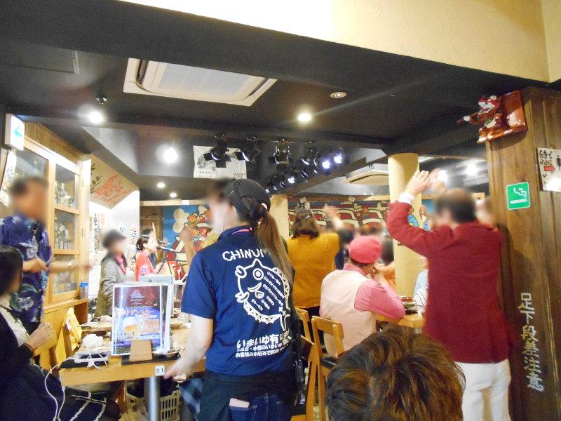 沖縄・那覇で年越し2018その8・国際通りの居酒屋「ちぬまん」-1834
