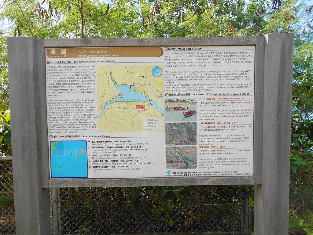 沖縄・那覇で年越し2018その10・湖畔をお散歩・漫湖-2020