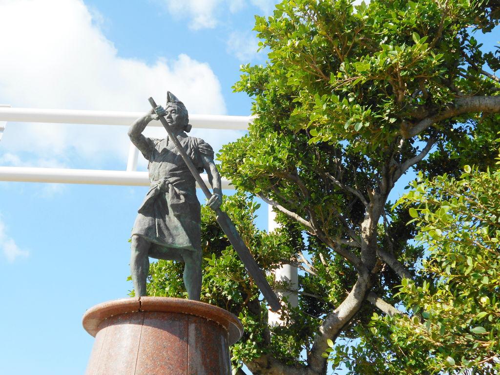 沖縄・那覇で年越し2018その10・湖畔をお散歩・漫湖-2035