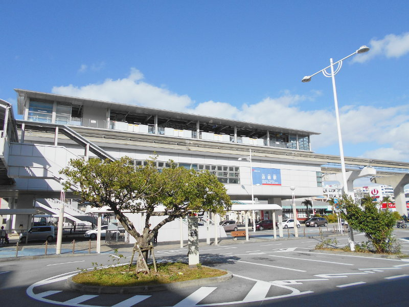 沖縄・那覇で年越し2018その13・リウボウと元ちゃん劇場-2306