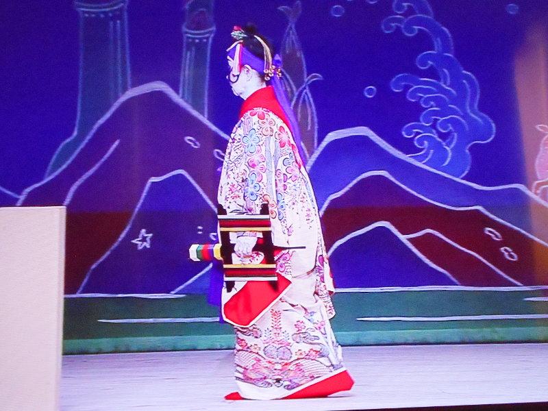 沖縄・那覇で年越し2018その13・リウボウと元ちゃん劇場-2326