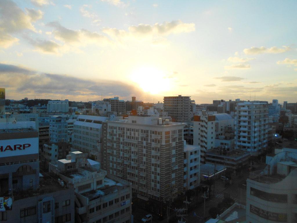沖縄・那覇で年越し2018その13・リウボウと元ちゃん劇場-2327