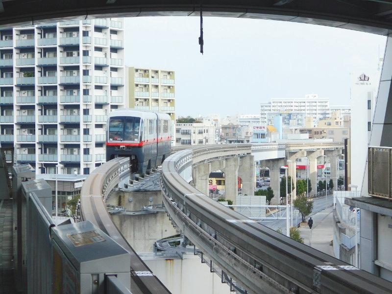 沖縄・那覇で年越し2018その15・おもろまち新都心と公設市場-2504