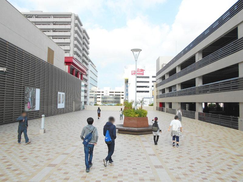 沖縄・那覇で年越し2018その15・おもろまち新都心と公設市場-2507