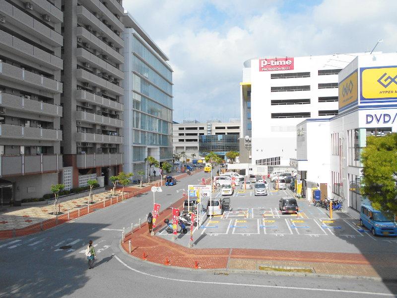 沖縄・那覇で年越し2018その15・おもろまち新都心と公設市場-2508