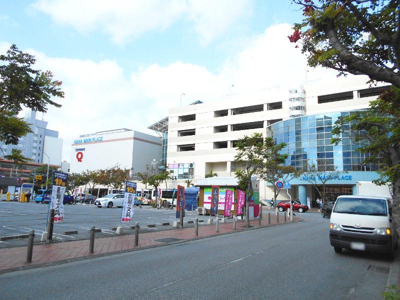 沖縄・那覇で年越し2018その15・おもろまち新都心と公設市場-2509