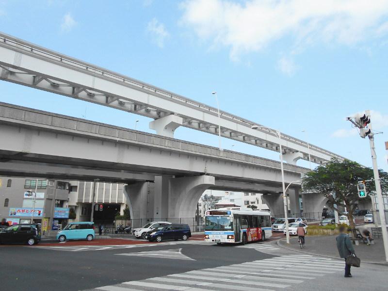 沖縄・那覇で年越し2018その15・おもろまち新都心と公設市場-2517