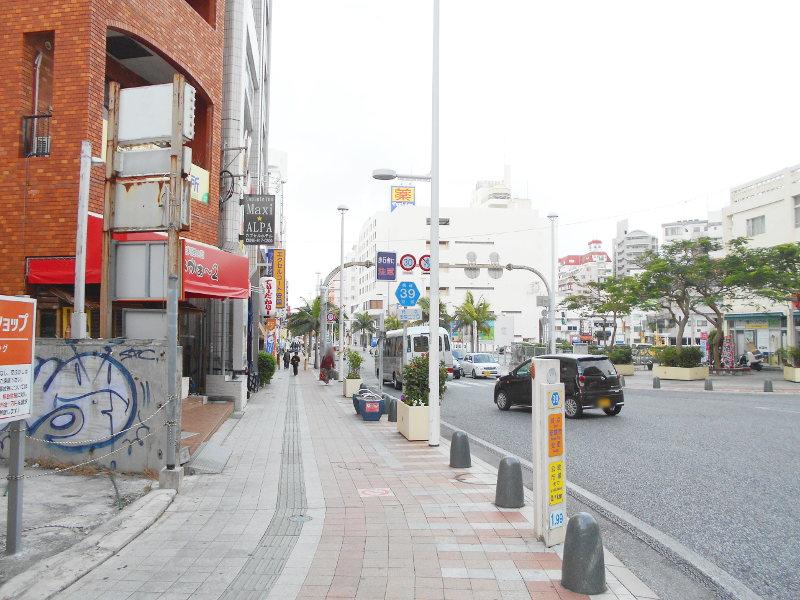 沖縄・那覇で年越し2018その15・おもろまち新都心と公設市場-2518