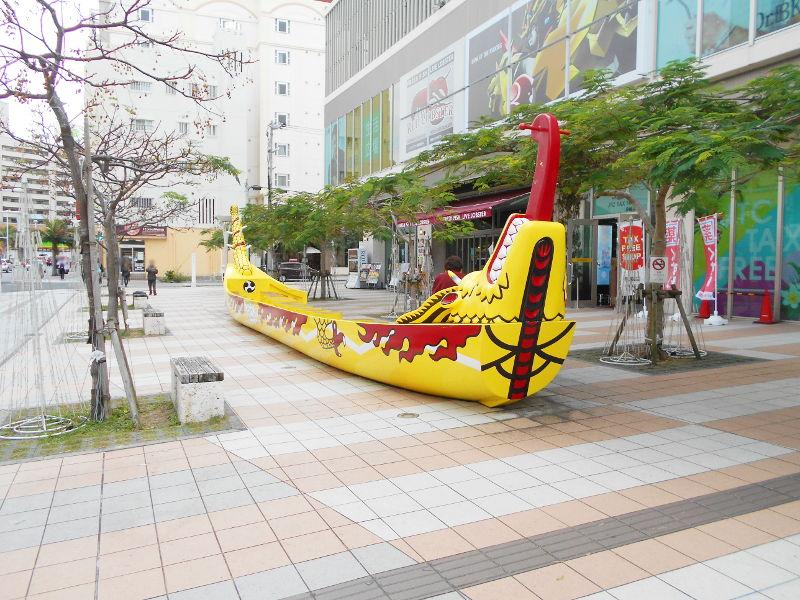 沖縄・那覇で年越し2018その15・おもろまち新都心と公設市場-2521