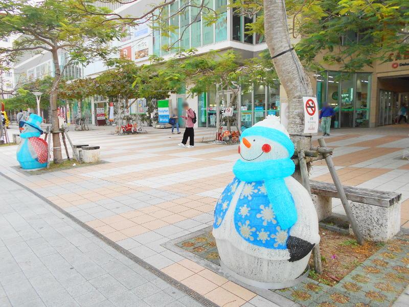 沖縄・那覇で年越し2018その15・おもろまち新都心と公設市場-2522