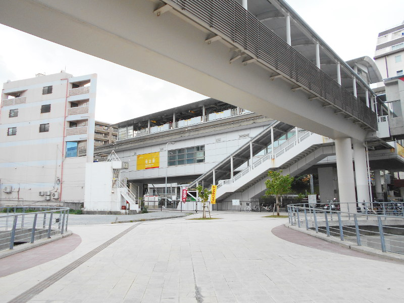 沖縄・那覇で年越し2018その15・おもろまち新都心と公設市場-2523