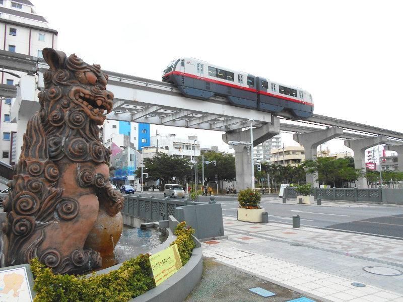 沖縄・那覇で年越し2018その15・おもろまち新都心と公設市場-2524