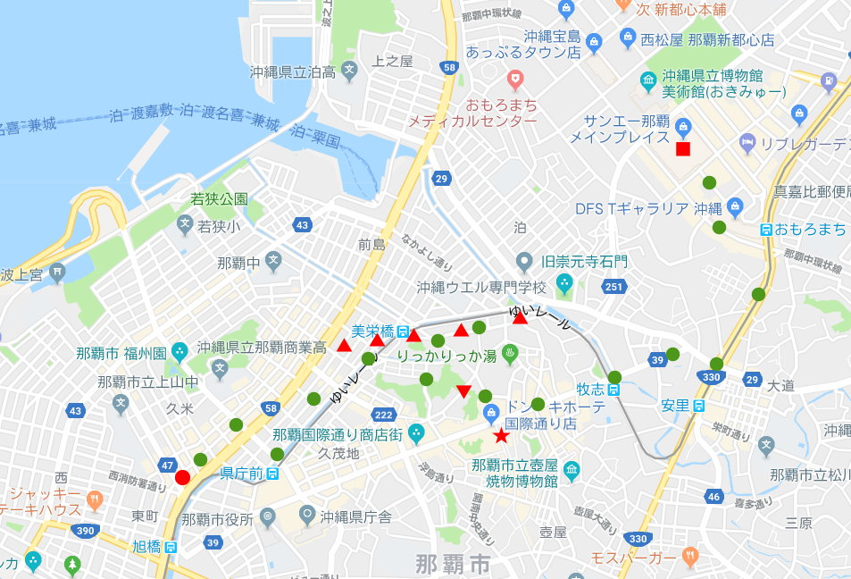 沖縄・那覇で年越し2018その16・長虹堤-2601