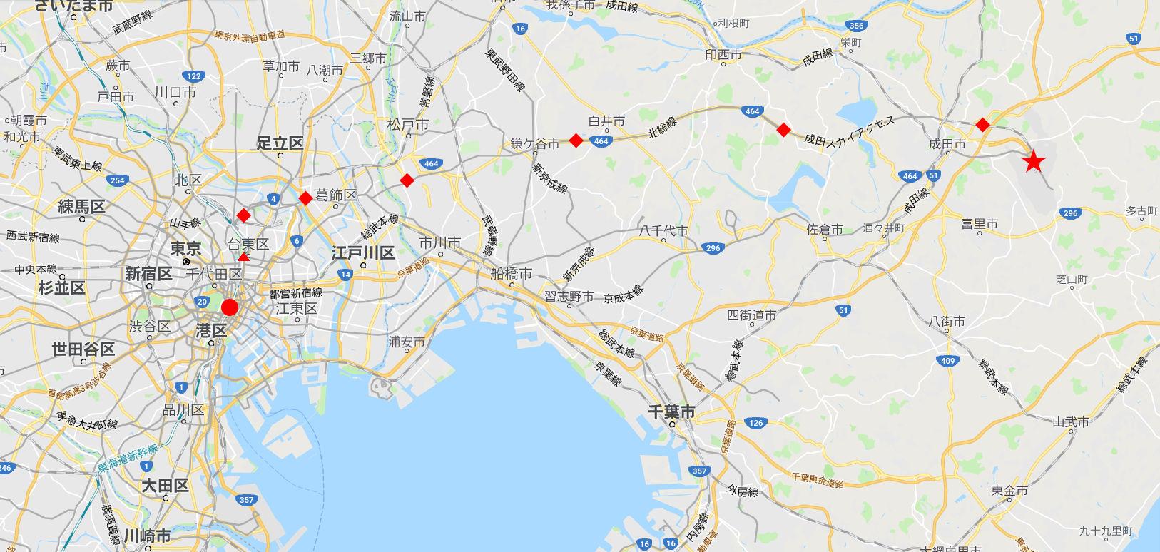 成田空港第1ターミナル2018春-1101