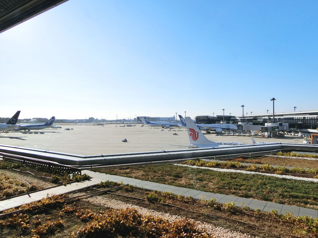 成田空港第1ターミナル2018春-1109
