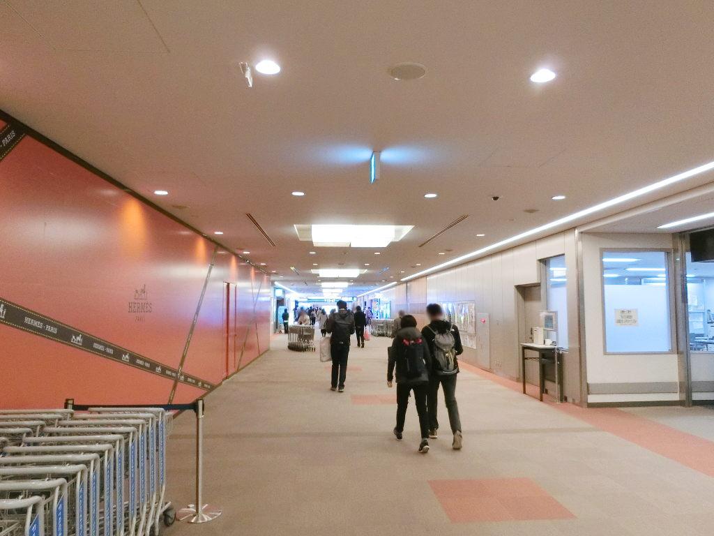 成田空港第1ターミナル2018春-1110