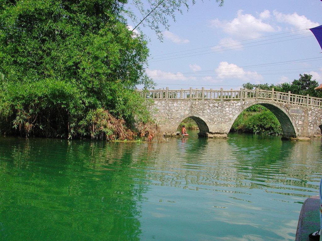 桂林・漓江でまったり2007-1006