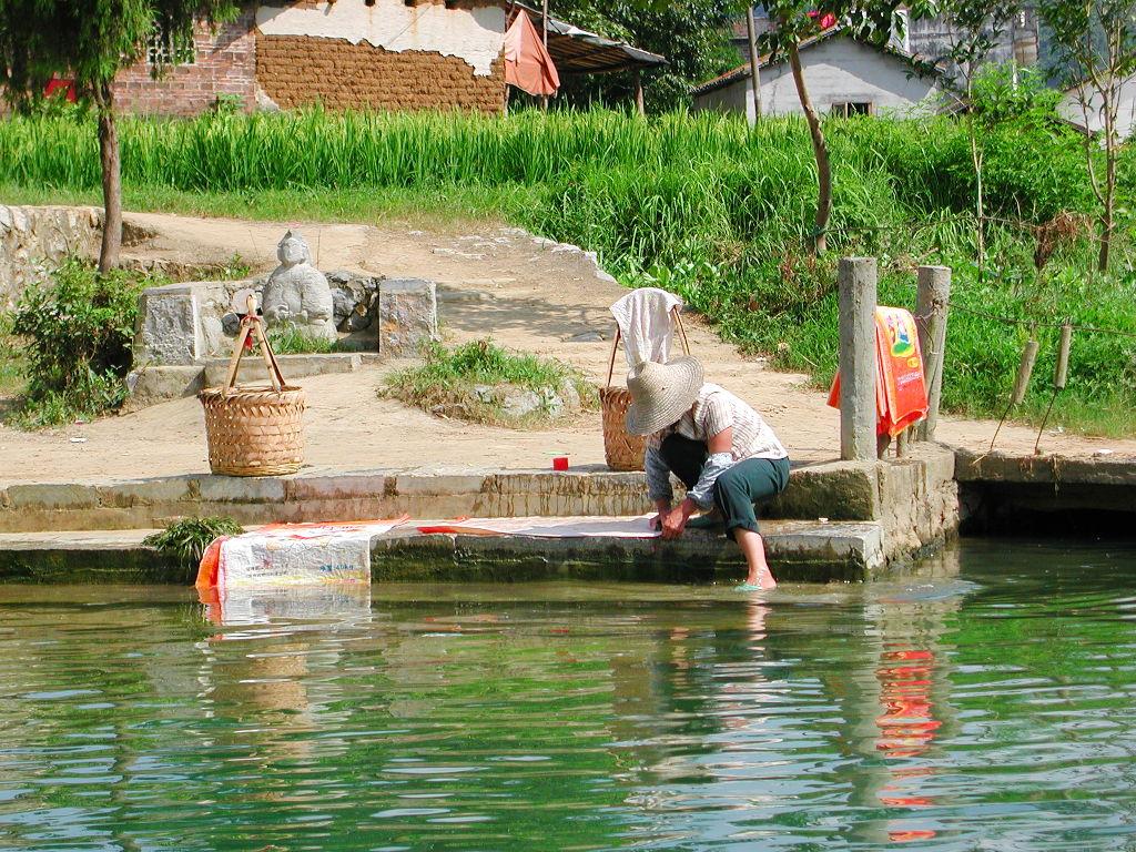 桂林・漓江でまったり2007-1007