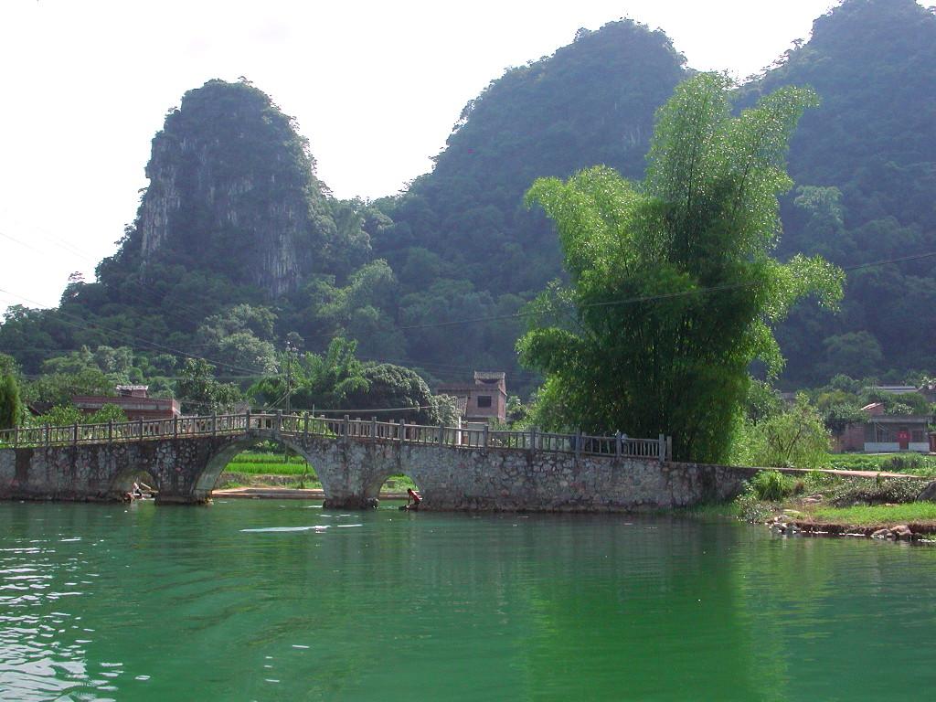 桂林・漓江でまったり2007-1008