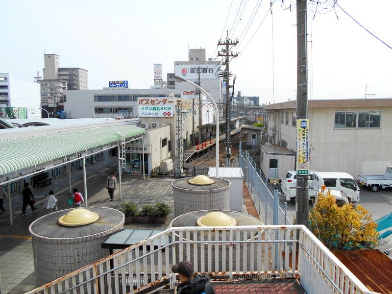 三岐鉄道北勢線2015その1-5510