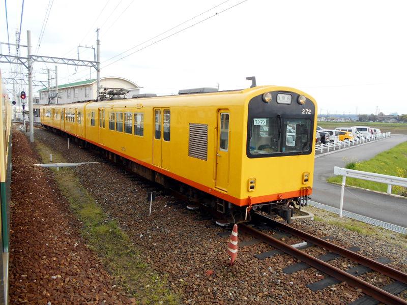 三岐鉄道北勢線2015その3-5701