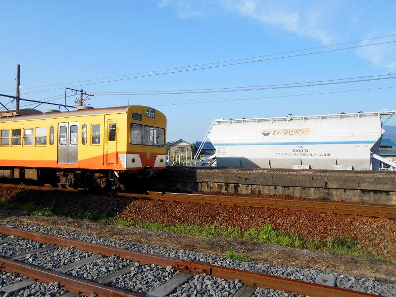 三岐鉄道の貨物2016その1-1014