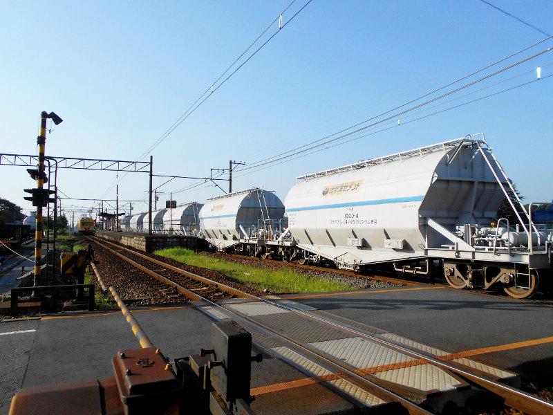 三岐鉄道の貨物2016その1-1015