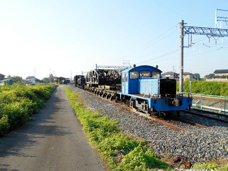 三岐鉄道の貨物2016その1-1029
