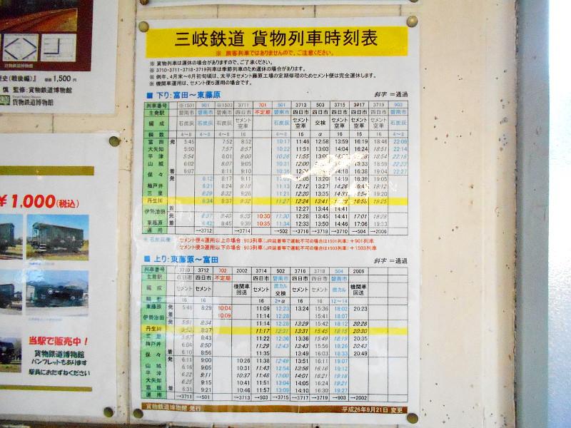 三岐鉄道の貨物2016その1-1032