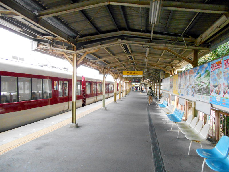 三岐鉄道三岐線2015その1-5114