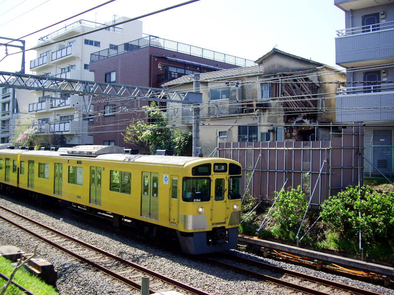 新井薬師前・崩壊アパート2014春-2002