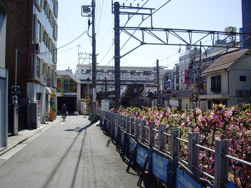 新井薬師前・崩壊アパート2014春-2006