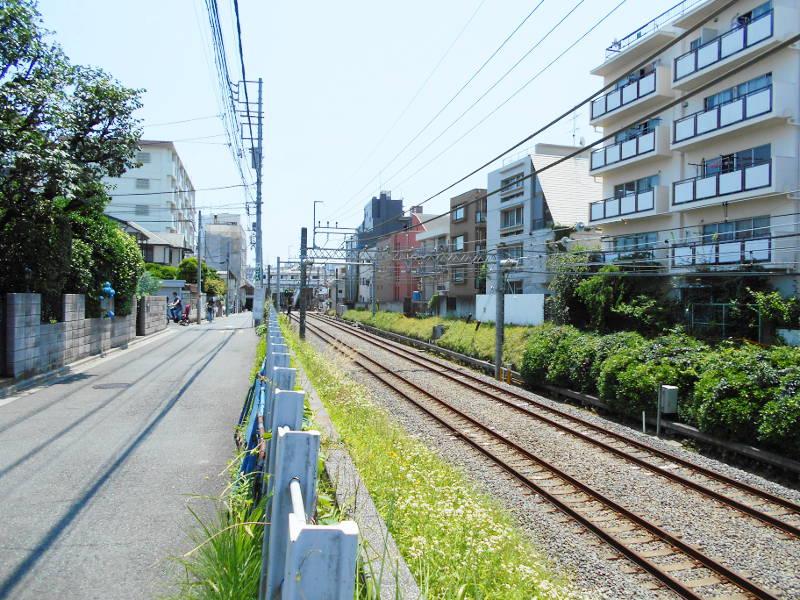 新井薬師前・崩壊アパート2015夏-2202