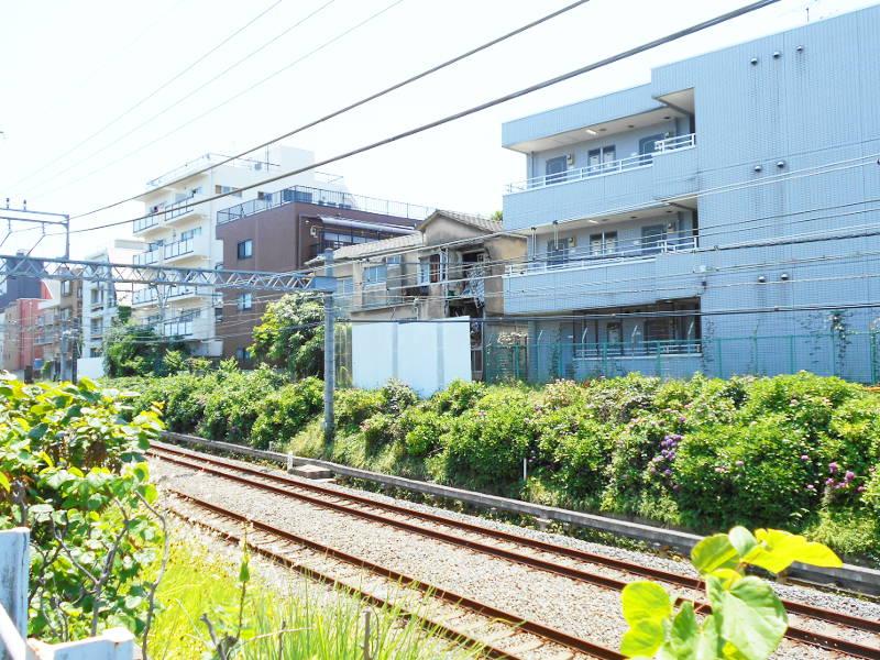 新井薬師前・崩壊アパート2015夏-2203
