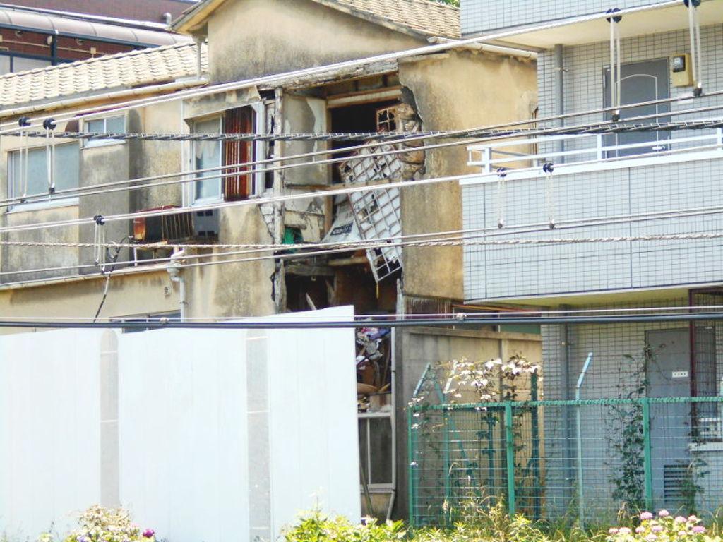 新井薬師前・崩壊アパート2015夏-2204