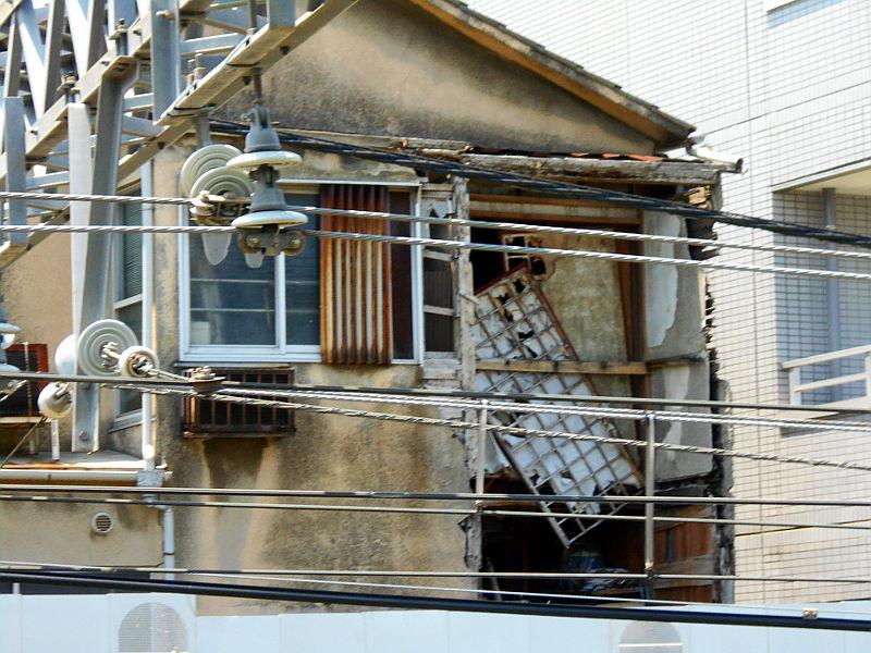 新井薬師前・崩壊アパート2015夏-2206