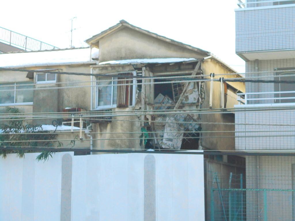 新井薬師前・崩壊アパート2018新春-2404
