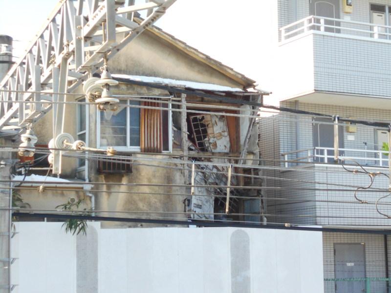 新井薬師前・崩壊アパート2018新春-2407