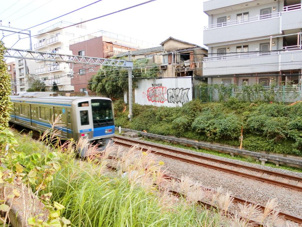 新井薬師前・崩壊アパート2019秋-2504