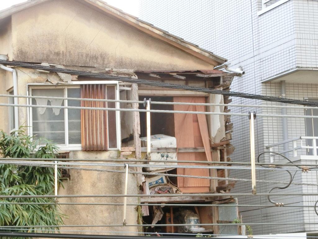 新井薬師前・崩壊アパート2019秋-2510