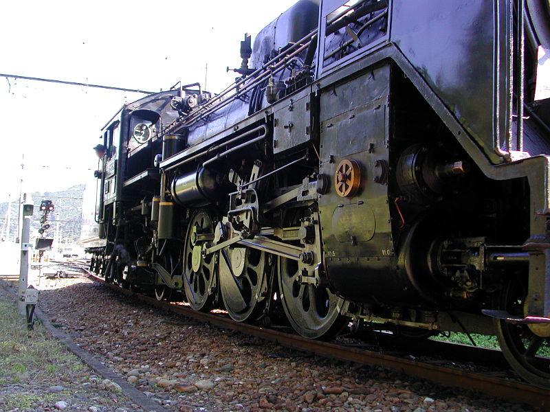 秩父のSL、C58・2007秋-5810