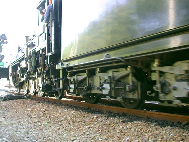 秩父のSL、C58・2007秋-5822