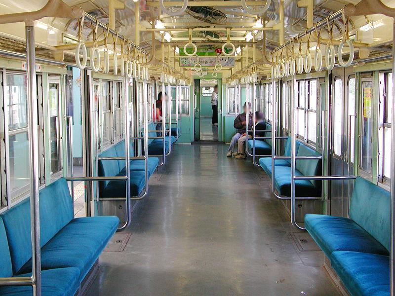 秩父鉄道1000系・2007-1006