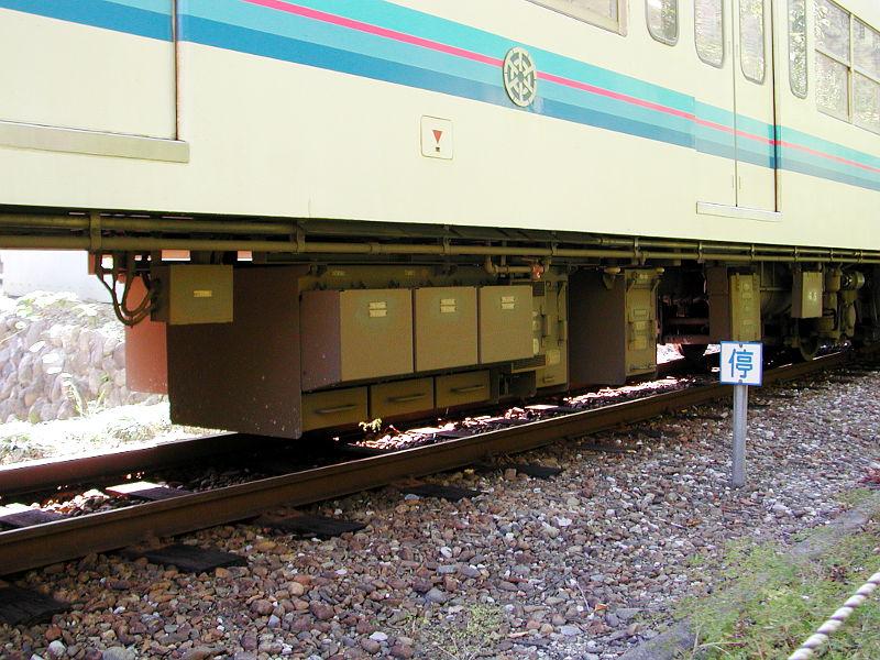 秩父鉄道1000系・2007-1011