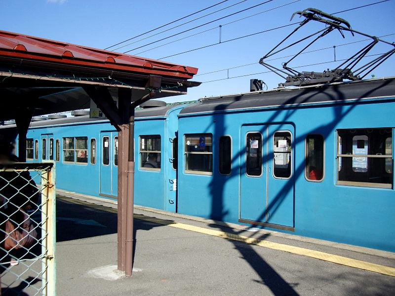 秩父鉄道1000系ファッションショー・2009-1103