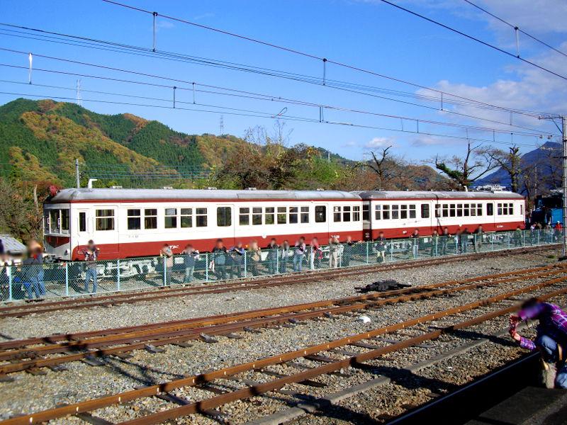 秩父鉄道1000系小倉アイス・2009-1202