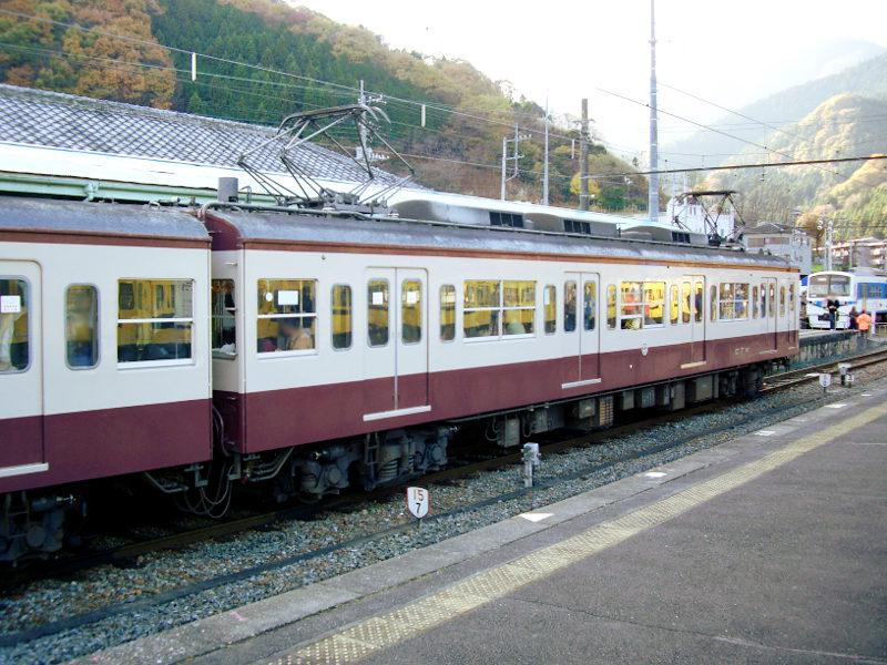 秩父鉄道1000系小倉アイス・2009-1203